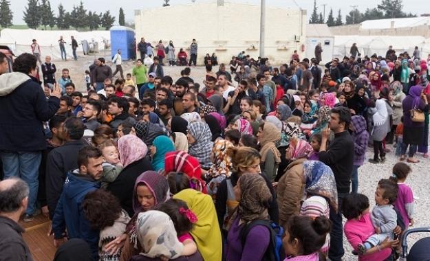 Γνωριμίες Στους Συριακούς Πρόσφυγες